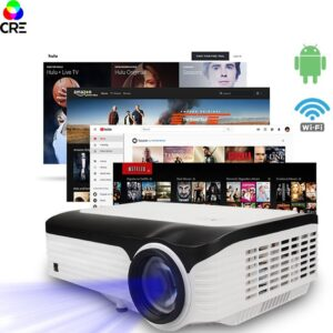 Full HD 4K Movie Theater 150 inches Projector